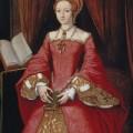 Elizabeth I as a young woman